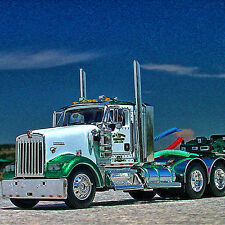 LAST DCP - CHAMBERS TOWING 1 - Kenworth W900 DayCab - Fontaine 3 Axle LB - 32521