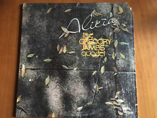 "GREGORY JAMES QUARTET+Baba Duru ""Alicia"" Inner City Records #IC 1050 MINT"