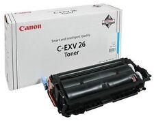 Cartouches de toner cyan pour imprimante Canon d'origine