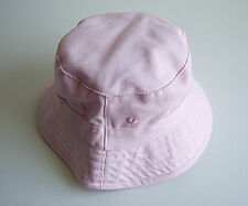 BABY GIRL'S SUNHAT PINK 3-6 MONTHS BRAND NEW £2.75
