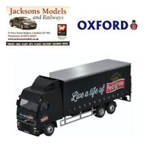 G Nooteboom Semi Low Loader Cadzow 76VOL4007 Oxford 1:76 Scale Volvo FH4