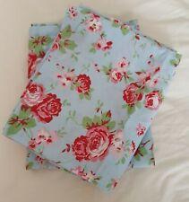 Cath Kidston for IKEA Rosali Blue Set of 2 Pillowcases