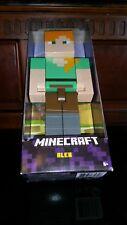 "Minecraft Large Scale Action Figure - Alex - FLC72 8.5"" BRAND NEW"