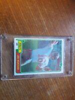 Topps San Francisco 49ers 1981 Joe Montana #216 Rookie Card MAKE OFFER!!!