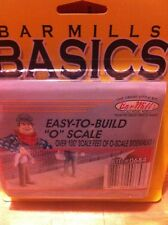 Bar Mills O Scale 0684 Easy To Build S Scale Sidewalks 100 Scale Feet