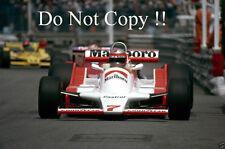 John Watson McLaren M28 Monaco Grand Prix 1979 Photograph 1