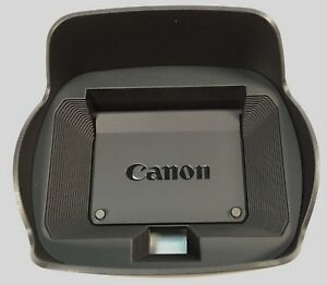 HF G20 HF-G20 HFG20 Lens Hood Shade With Shutter Genuine Canon