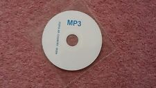 MP3 BACKING TRACKS - OVER 200 POPULAR - COUNTRY - IRISH ON NEW CD