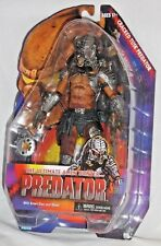 "NECA ALIEN HUNTER PREDATOR Series 13 CRACKED TUSK horror movie 7"" action figure"