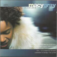 MACY GRAY - On How Life Is - CD