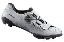 Shimano RX8 Carbon Gravel Boa MTB Cycling Shoes Silver SH-RX800 43 (US 8.9)