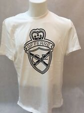 GF Ferre  Italian   Men's T-shirt white or  cream