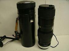 Quantaray Auto M.R. Macro Zoom 1:3.5  75-205mm Multi-Coated Lens