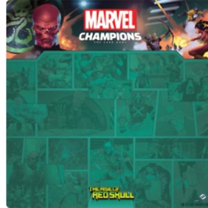 Marvel Champions: Red Skull 1-4 Player - Game Mat