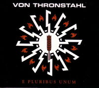 "VON THRONSTAHL ""E Pluribus Unum Digi CD Death in June Blood Axis Arditi RARE"