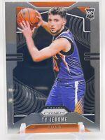 2019-20 Panini Prizm Basketball TY JEROME Rookie RC #268 Phoenix Suns