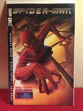 Spider-Man Official Movie Adaptation #1 Wal-Mart Exclusive  Dec 2002 Stab Lee