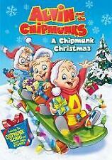 ALVIN & THE CHIPMUNKS - A CHIPMUNK CHRISTMAS DVD