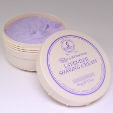 Lavender Luxury Shaving Cream Tub 150g, Taylor of Old Bond St