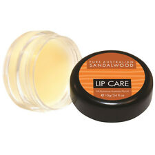 6 x 10g MOUNT ROMANCE Sandalwood Lip Care Pot