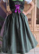 Kurzarm Damen-Trachtenkleider & -Dirndl knielange aus Mischgewebe