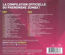Zumba Fitness  Dance Party 2012 VERSION 2CD 37T COLLECTOR LUCENZO LOPEZ RIHANNA