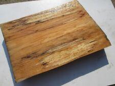 Big board spalted alder lumber,Woodworking Lumber 225mm*155mm*30mm B20