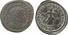 Empire Romain, Constantin Ier, follis, Trèves, 307, MARTI PATRI PROPVGNATORI -36