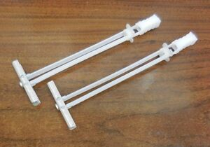 """GARELICK EEZ-IN 21022 STAINLESS TOGGLE BOLT ANCHORS PAIR 1/4""""-20"""