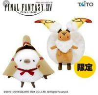 Final Fantasy XIV Figure Yukinko Happy Bunny Rabbit Plush Doll TAiTO 2019 14 FF