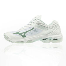 Mizuno Femmes Wave Lightning Z5 Volleyball Chaussures De Sport Basketss Blanc