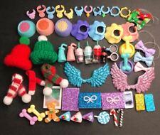 Custom lps Accessories Collar Food Wings Drink 14pc Random For Littlest Pet Shop