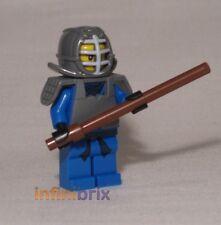Lego Kendo Jay from set 9446 Destiny's Bounty Blue Ninja Ninjago NEW njo043