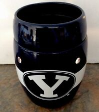 Brigham Young University Blue Scentsy Warmer Y College Blue White Candle Warmer