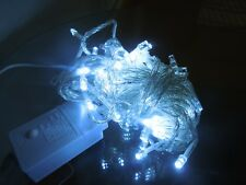 IP65 LED christmas tree lights string fairy lights 10m 6W multi function white