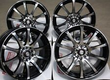 "17"" BM DARE GTS ALLOY WHEELS FITS FORD ESCORT FIESTA MONDEO FUSION COUGAR 4X108"