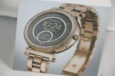 Michael Kors Women's Access Sofie Pave Smart Watch - Gold - MKT5021