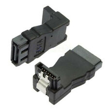 1 Pc SATA Female Jack to ESATA Male Plug Convert Adapter Hard Drive Hot UEE
