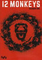 12 Monkeys - Season 1 (Keepcase) New DVD