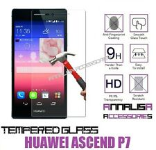 PELLICOLA VETRO TEMPERATO PER HUAWEI ASCEND P7 TEMPERED GLASS SCREEN PROTECTOR
