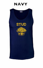 144 Stud Muffin Tank Top cool funny cute boyfriend husband gift present sex hip