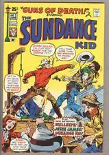 Sundance Kid #1, Skywald, Dick Ayers