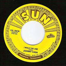"JOHNNY CASH - I Walk The Line 7"" 45"