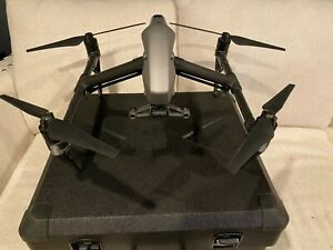 DJI Inspire 2 Drone Kit with Zenmuse X5S + 45mm Lens + Extra Batteries