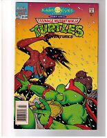 Teenage Mutant Ninja Turtles Adventures # 70 Vol 2 (1995) VF Archie Comics