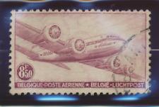 Belgium Stamp Scott #C9, Used