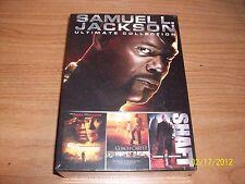 The Samuel L. Jackson Ultimate Collection (3 DVD Movie, 2006, 3-Disc Set)