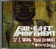 (CF396) Far East Movement, If I Was You (OMG) - 2011 DJ CD