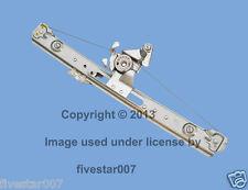 GENUINE Rear RIGHT Door Power Window Regulator without Motor for BMW E46 4Door