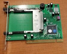 PCMCIA to PCI. PC CARD READER/ADAPTER 190N00533V102